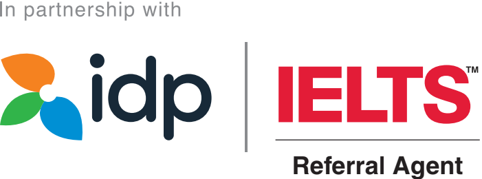Partnership - IDP and IELTS referral agent
